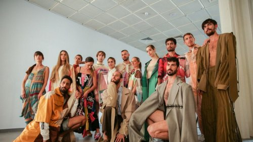 Kornit Tel Aviv Fashion Week Autunno/Inverno 2021 2022