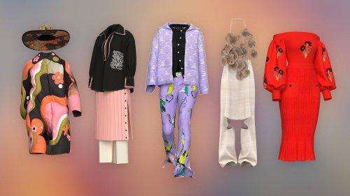 Moda virtuale: la capsule collection di THE DEMATERIALISED