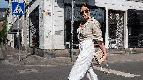 Pantaloni bianchi estate 2021: come indossarli a 20, 30, 40 e 50 anni