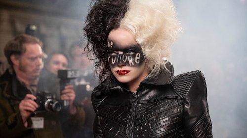 I significati nascosti dietro i beauty look più eccentrici di Emma Stonein Crudelia della Disney