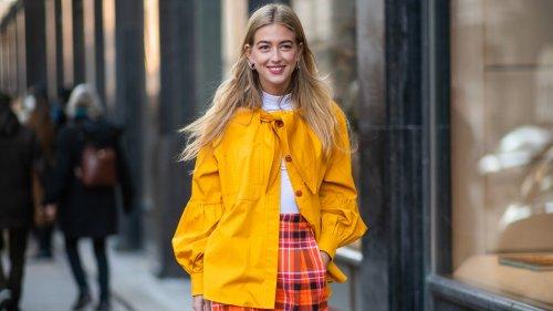 Pantaloni tartan: 5 idee ( e look street style) su come abbinarli per l'autunno