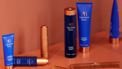 Augustinus Bader applies beauty science to haircare