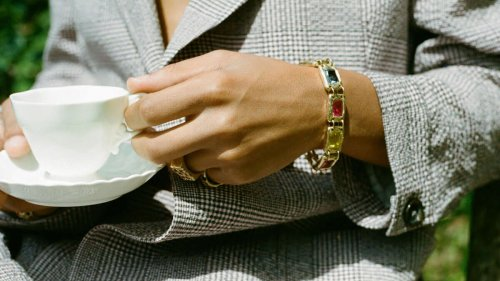 "Genderless jewellery doesn't have to be ""neutral"""