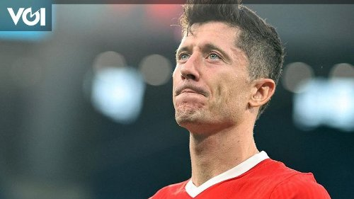 Lewandowski Finds It Hard To Accept Poland's Exit From Euro 2020