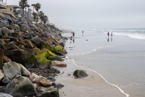 Environment Report: Oceanside Looking to Grow a Groin or Two