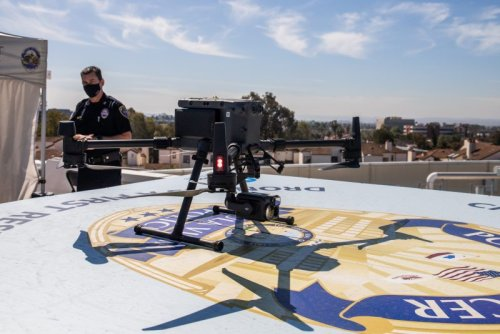 Police Drone Footage Is Off Limits – Unless This Legal Challenge Takes Flight