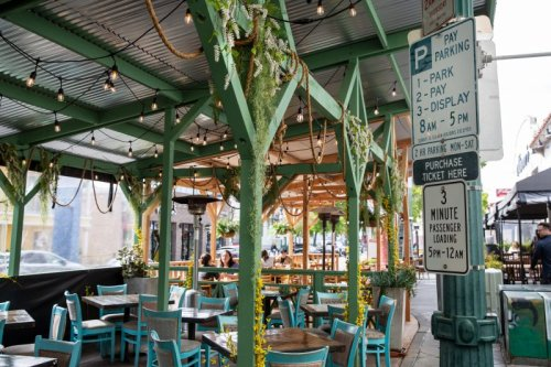 Little Italy Is the Epicenter of Tensions, Confusion Over Outdoor Dining