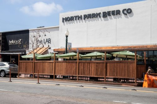 Hundreds of Outdoor Dining Structures Might Have to Come Down