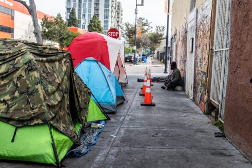 Downtown Homelessness Is 'Nearing the Crisis Level'