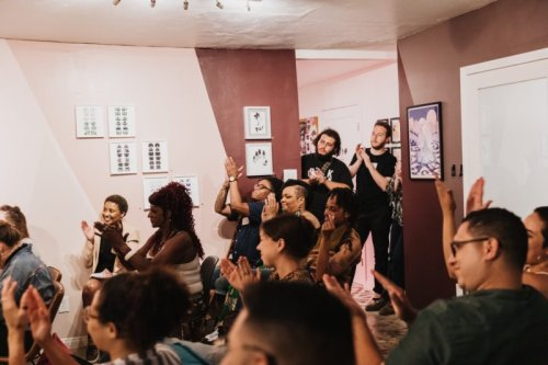 Culture Report: Open Mics and Open Mouths