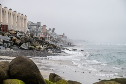 Oceanside Seawall Dispute Hints at Looming Decisions Over Sea-Level Rise