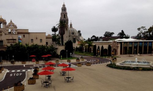 Bids to Remake the Plaza de Panama Are $20M Higher Than Expected - Voice of San Diego