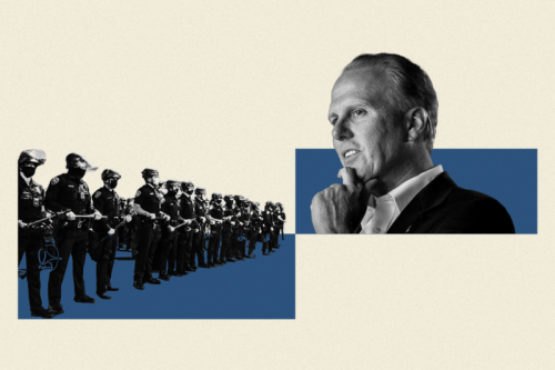 Faulconer Stayed Largely Silent as Policing Dominated the Discourse