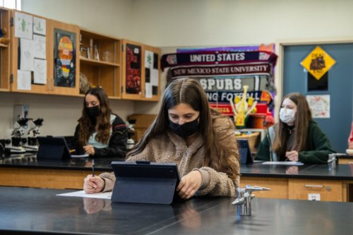 The Learning Curve:Testing Requirements Dialed Down for CaliforniaSchoolsThis Year