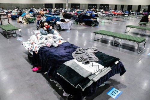 Shelter Operations Have Helped the Vulnerable – and the Convention Center Itself