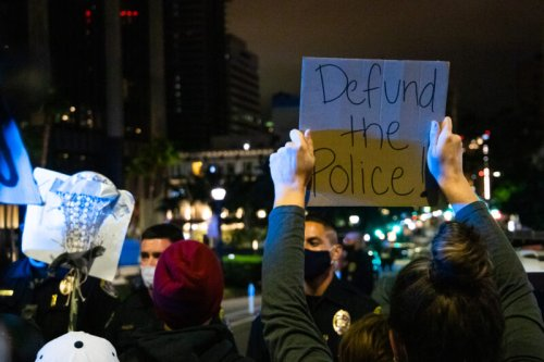A Year After 'Defund' Demands, San Diego May Hike Police Spending Again