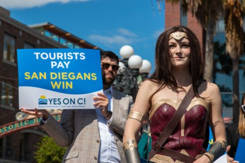 One Key Difference Between San Diego's Measure C and the Others Courts OK'd