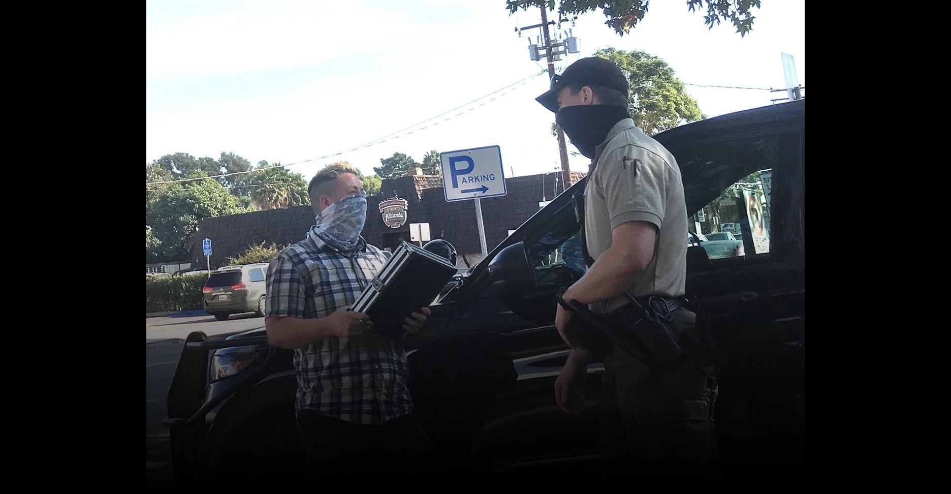 Deputies Team Up With Clinicians in Santa Barbara