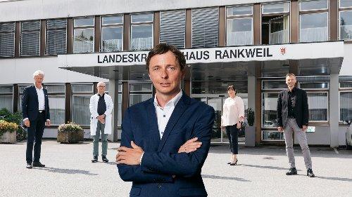 Neuer Verwaltungsdirektor am LKH Rankweil
