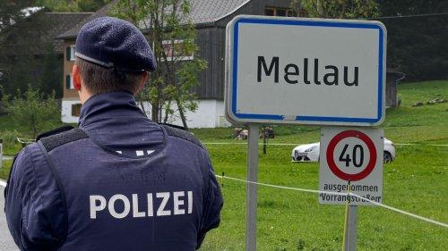 Mellau: Wanderer nach Suchaktion tot aufgefunden