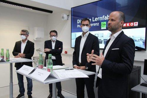 Das ist Österreichs erste digitale Lernfabrik in Dornbirn