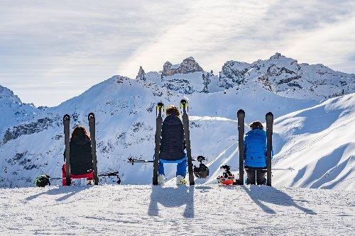 Die letzte Abfahrt: Diese Skigebiete haben noch offen