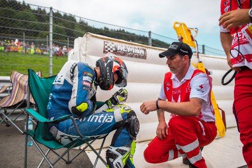 Im GP von Österreich für die Sicherheit verantwortlich