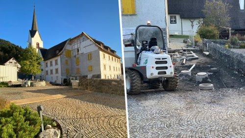 St. Gerold: Sanierung der Propstei schreitet voran