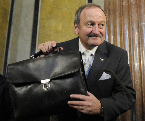 Ex-Vizekanzler Hubert Gorbach wird 65