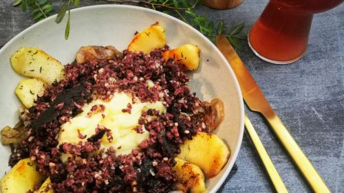 Himmel & Erd Rezept mit Grützwurst – eine Hamburger Spezialität