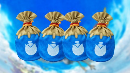 Skyward Sword HD Drawstring Bag added to My Nintendo Store rewards - Vooks