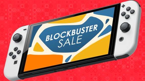Nintendo hosting 'Blockbuster' sale on the eShop this week - Vooks