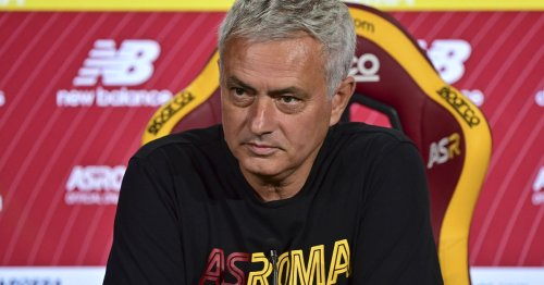 The Special One Meets With the Media To Discuss the Derby Della Capitale