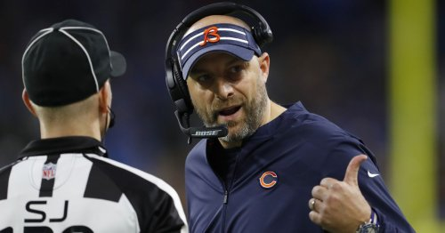 Bears coach Matt Nagy must show he's worth keeping after 2 years of pitiful offense