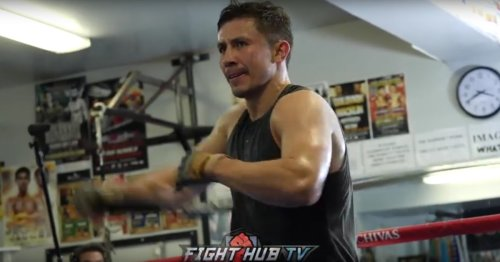 Canelo-GGG 2: Golovkin's Strength & Conditioning Workout