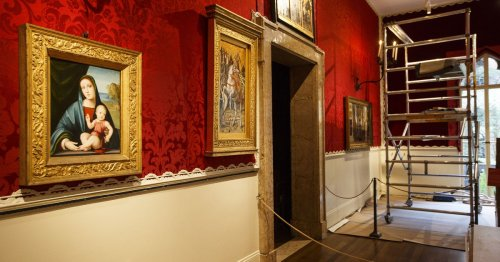 Inside the national gallery of stolen art