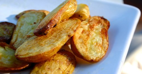 Menu planner: Crisp roasted fingerling potatoes are a tasty side dish