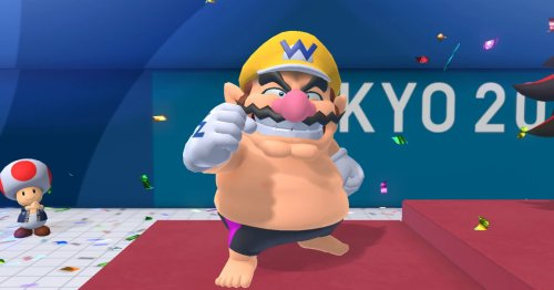 Is Wario a fashion icon? We asked an expert