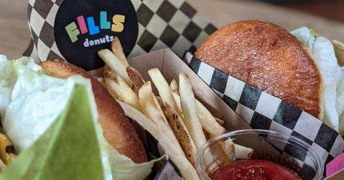 Berliner Sensation Fills Is Now Slinging Cheeseburgers on Brioche Doughnut Buns
