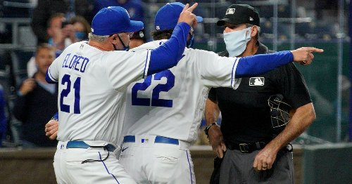 Royals fall to Cleveland 5-4 for fourth-straight loss