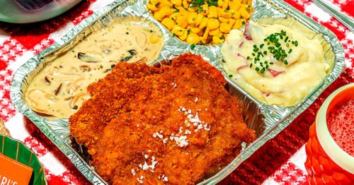 It Took a Pandemic to Make TV Dinners Truly Delicious
