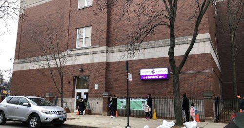 Monday's reopening will bring fewer Chicago students than expected