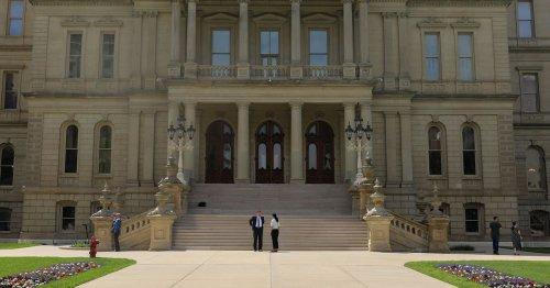 Michigan's GOP Senate votes to block vaccine mandates, pull back on mask rules