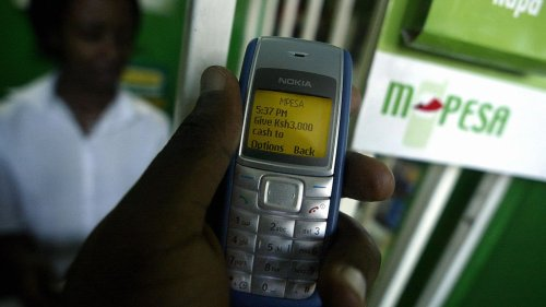 Cellphones have lifted hundreds of thousands of Kenyans out of poverty