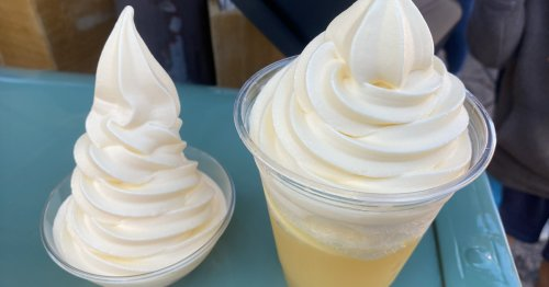 Disney shows off new Dole Whip for Disneyland's reopening