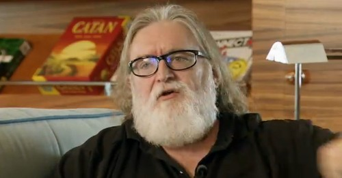 Gabe Newell has big plans for brain-computer interfaces in gaming