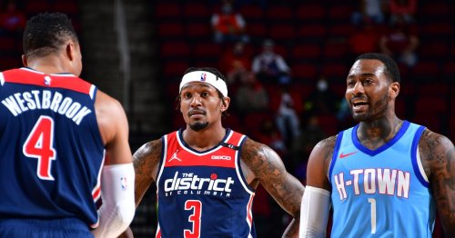Who are the 10 best teammates Bradley Beal has ever had?