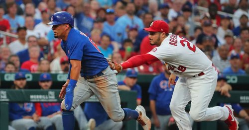 Cardinals 3, Cubs 2: Missed opportunities