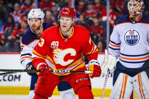 Calgary Flames Lose Two, Retain One