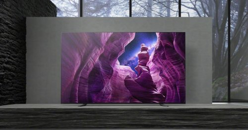 Save $800 on this 55-inch OLED TV at Best Buy this weekend
